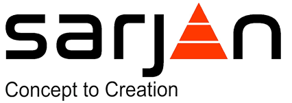 Sarjan Infracon Pvt. Ltd. | Ahmedabad Logo